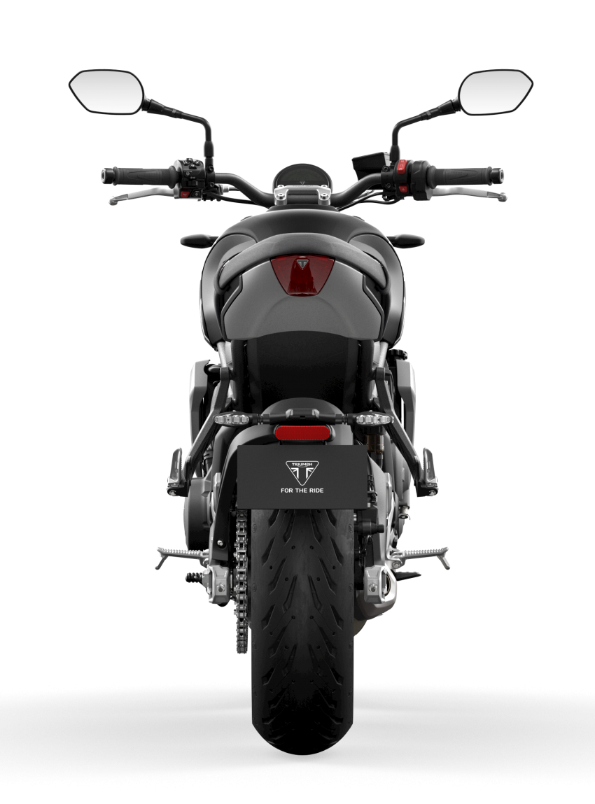 2021 Triumph Trident 660 launched –  RM38,757 in UK Image #1201965