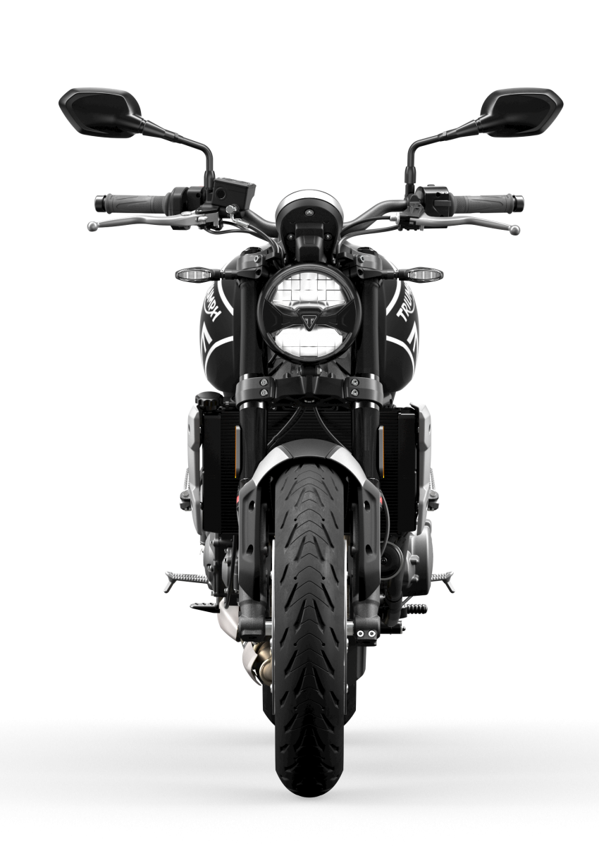 2021 Triumph Trident 660 launched –  RM38,757 in UK Image #1201966