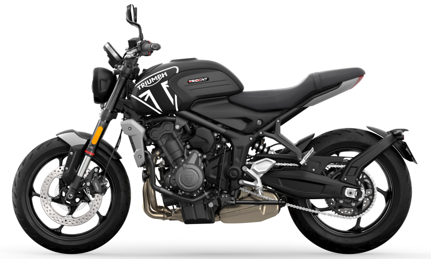 2021 Triumph Trident 660 launched –  RM38,757 in UK Image #1201967