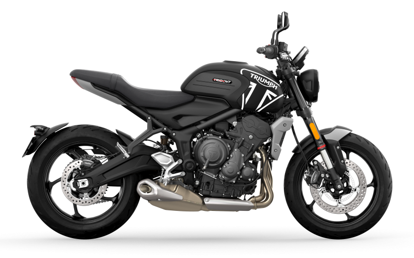 2021 Triumph Trident 660 launched –  RM38,757 in UK Image #1201968