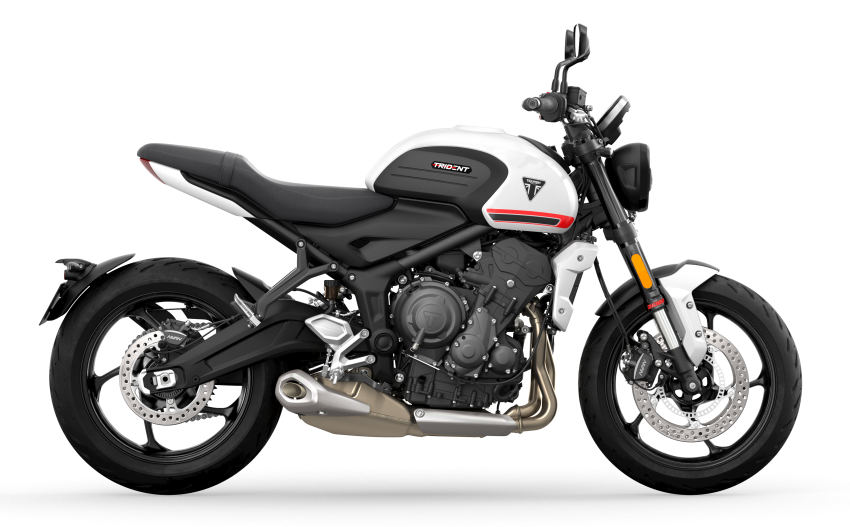 2021 Triumph Trident 660 launched –  RM38,757 in UK Image #1201927