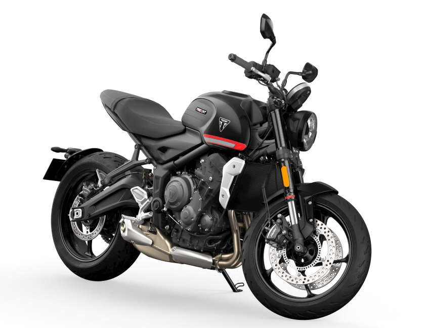 2021 Triumph Trident 660 launched –  RM38,757 in UK Image #1201985