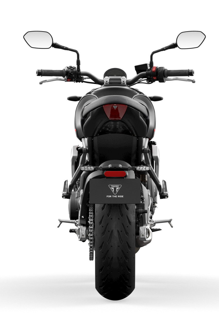 2021 Triumph Trident 660 launched –  RM38,757 in UK Image #1201986