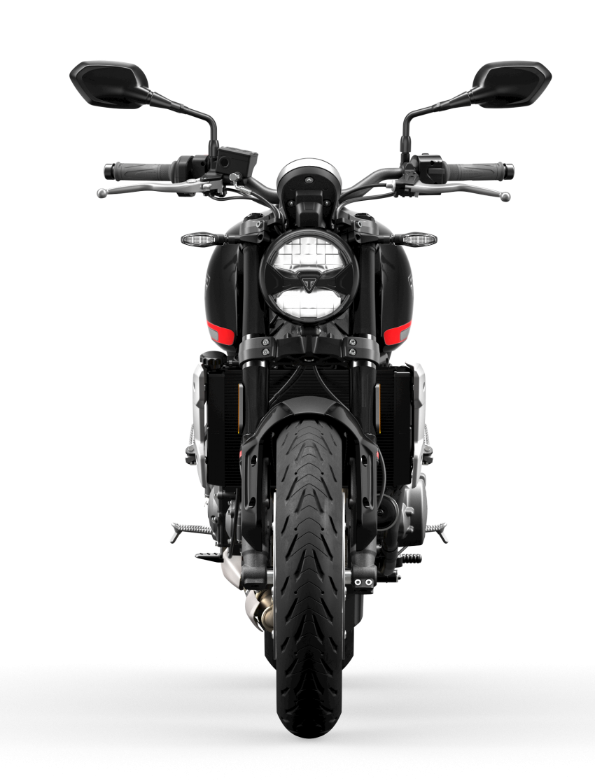 2021 Triumph Trident 660 launched –  RM38,757 in UK Image #1201987