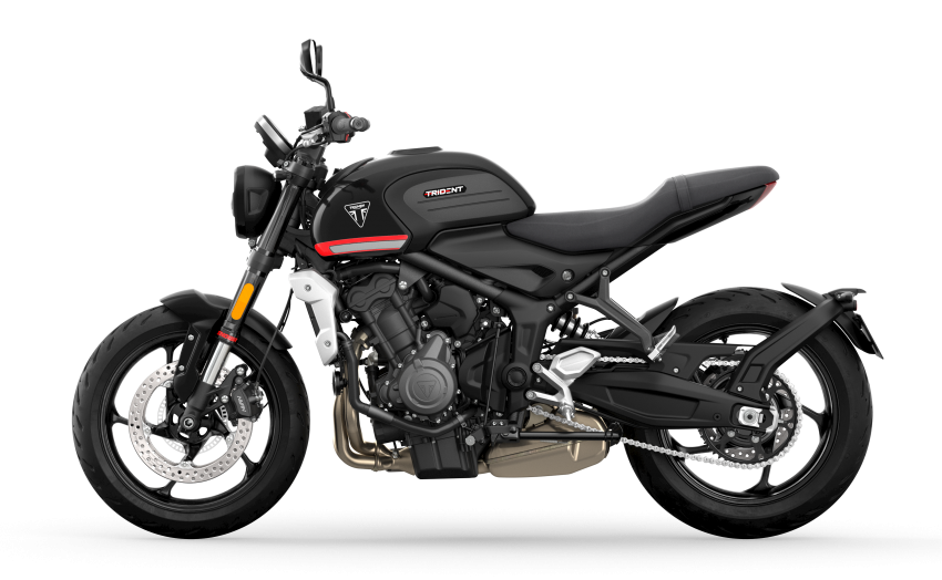 2021 Triumph Trident 660 launched –  RM38,757 in UK Image #1201988