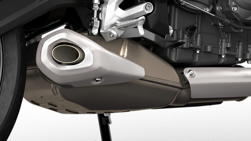 2021 Triumph Trident 660 launched –  RM38,757 in UK Image #1201995