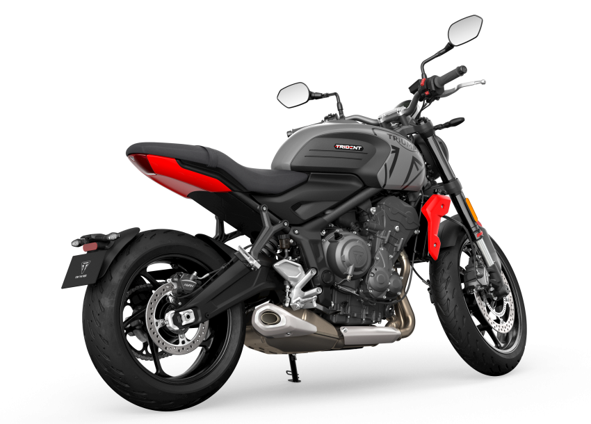 2021 Triumph Trident 660 launched –  RM38,757 in UK Image #1201996