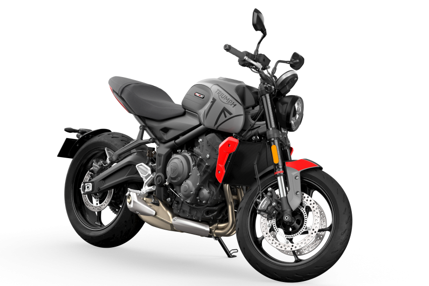 2021 Triumph Trident 660 launched –  RM38,757 in UK Image #1201997