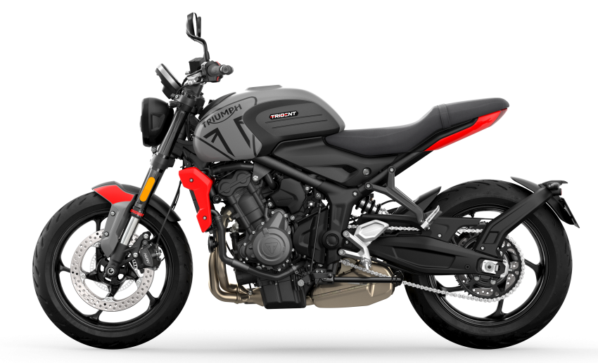 2021 Triumph Trident 660 launched –  RM38,757 in UK Image #1202000