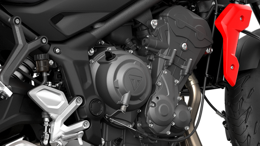 2021 Triumph Trident 660 launched –  RM38,757 in UK Image #1201930