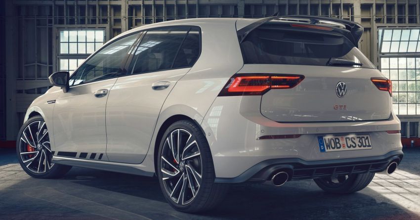Volkswagen Golf GTI Clubsport Mk8 officially debuts – 300 PS and 400 Nm; 0-100 km/h in under six seconds Image #1192622