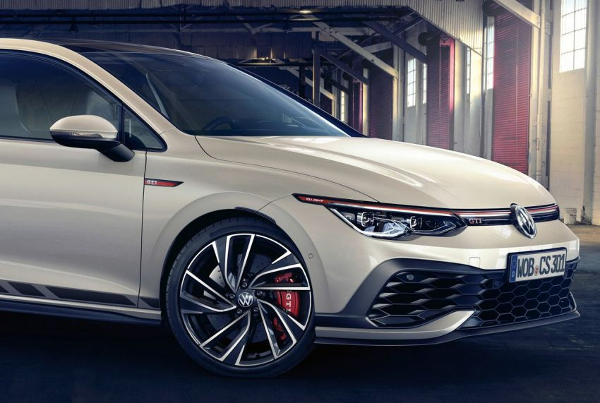 Volkswagen Golf GTI Clubsport Mk8 officially debuts – 300 PS and 400 Nm; 0-100 km/h in under six seconds Image #1192623