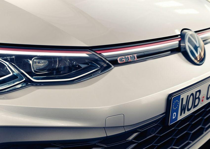 Volkswagen Golf GTI Clubsport Mk8 didedahkan – 300 PS/400 Nm, pacuan hadapan, 0-100 km/j tak sampai 6s Image #1192663