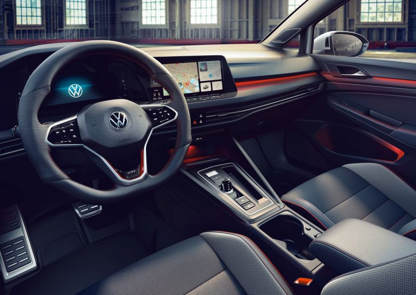 Volkswagen Golf GTI Clubsport Mk8 officially debuts – 300 PS and 400 Nm; 0-100 km/h in under six seconds Image #1192626