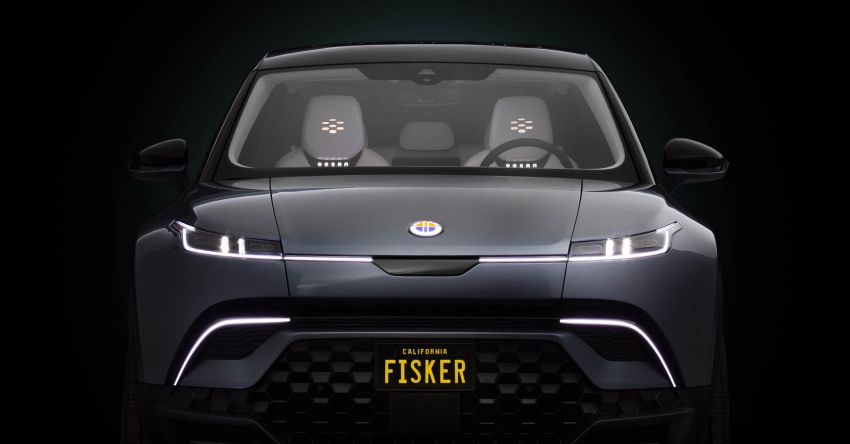 Fisker Ocean – production version to be unveiled 2021 in Los Angeles; Magna manufacturing starts Q4 2022 Image #1199037