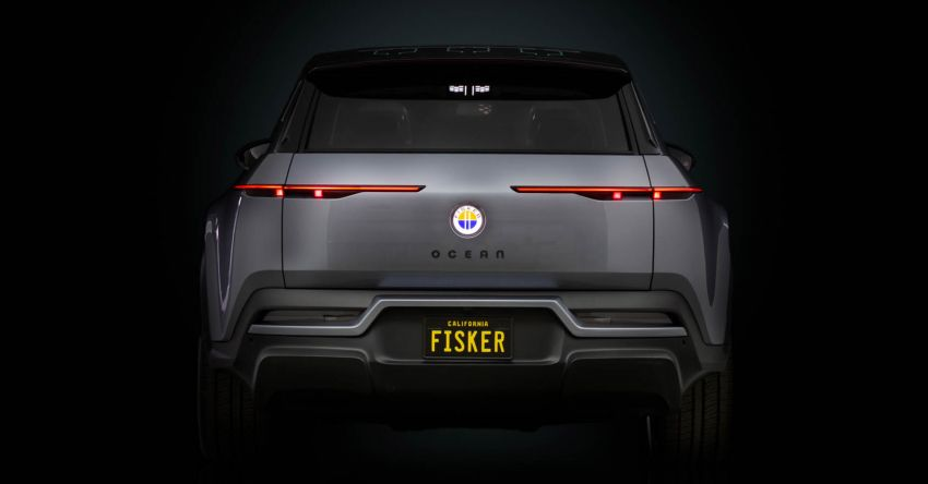 Fisker Ocean – production version to be unveiled 2021 in Los Angeles; Magna manufacturing starts Q4 2022 Image #1199036
