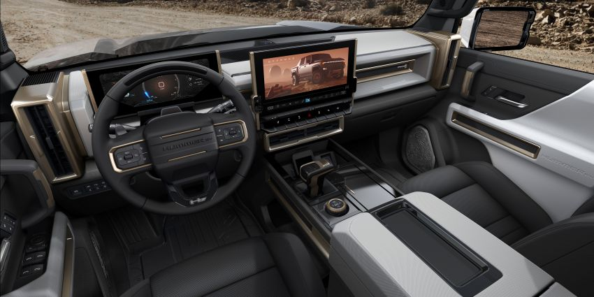 2022 GMC Hummer EV debuts –  three-motor electric pick-up truck with 1,000 hp and 15,591 Nm of torque! Image #1195965