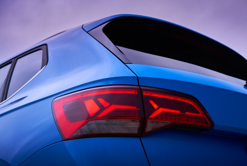 2022 Volkswagen Taos SUV makes its debut in the US – slots in below the Tiguan; 1.5L with 158 hp, 249 Nm Image #1192728
