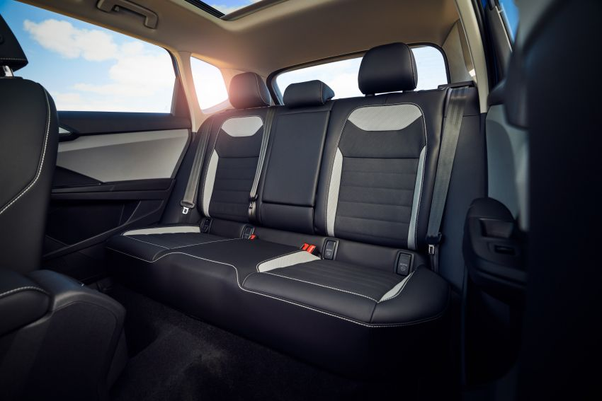 2022 Volkswagen Taos SUV makes its debut in the US – slots in below the Tiguan; 1.5L with 158 hp, 249 Nm Image #1192738
