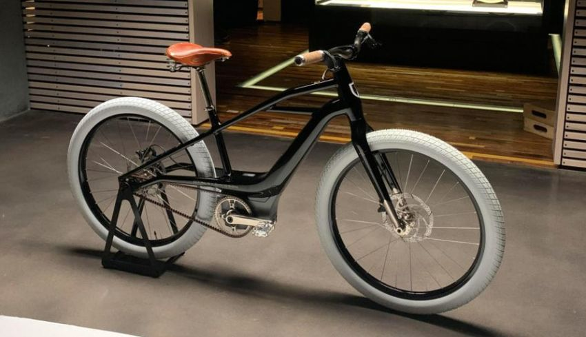 Harley-Davidson's Serial 1 electric bicycle due soon Image #1201192