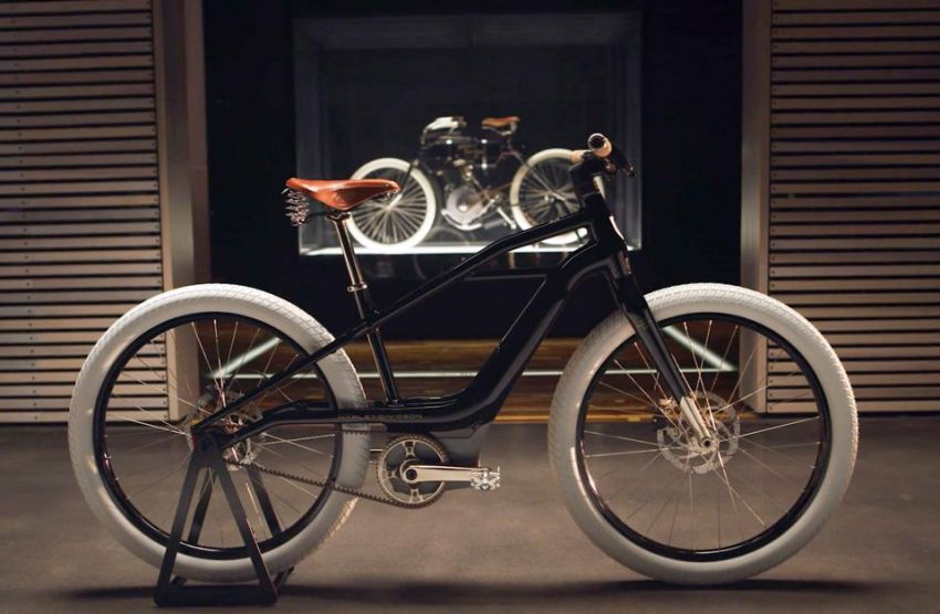 Harley-Davidson's Serial 1 electric bicycle due soon Image #1201194