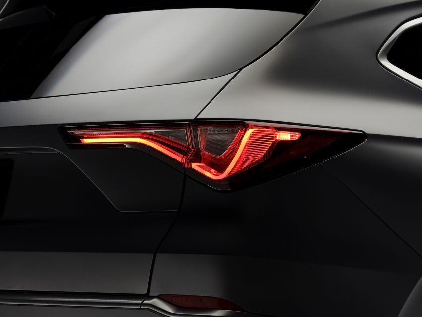 Acura MDX Prototype revealed – previews production version of all-new, three-row SUV arriving early 2021 Image #1193388