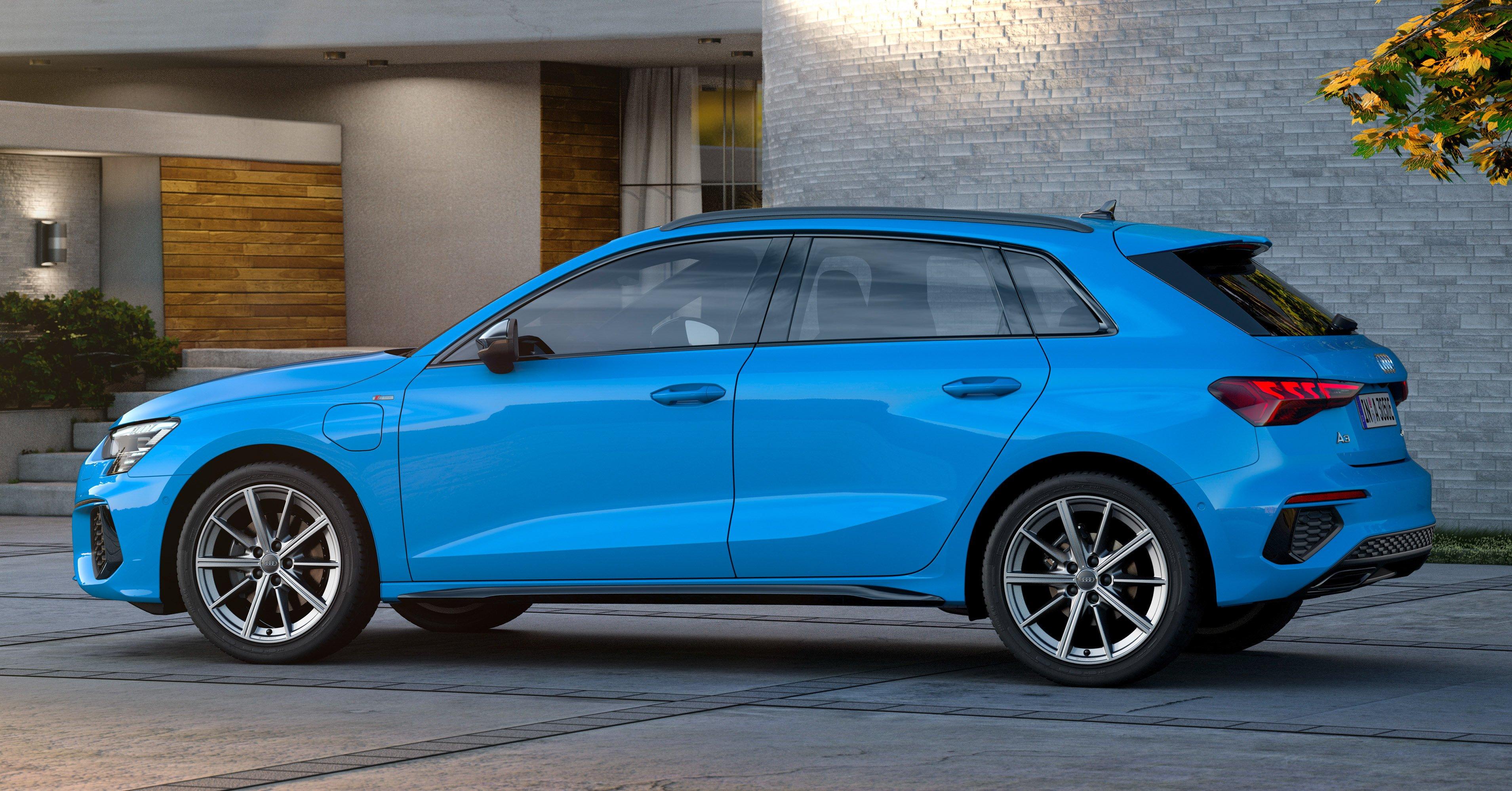 2021 Audi A3 Sportback 40 TFSI e unveiled - 1.4L PHEV with ...