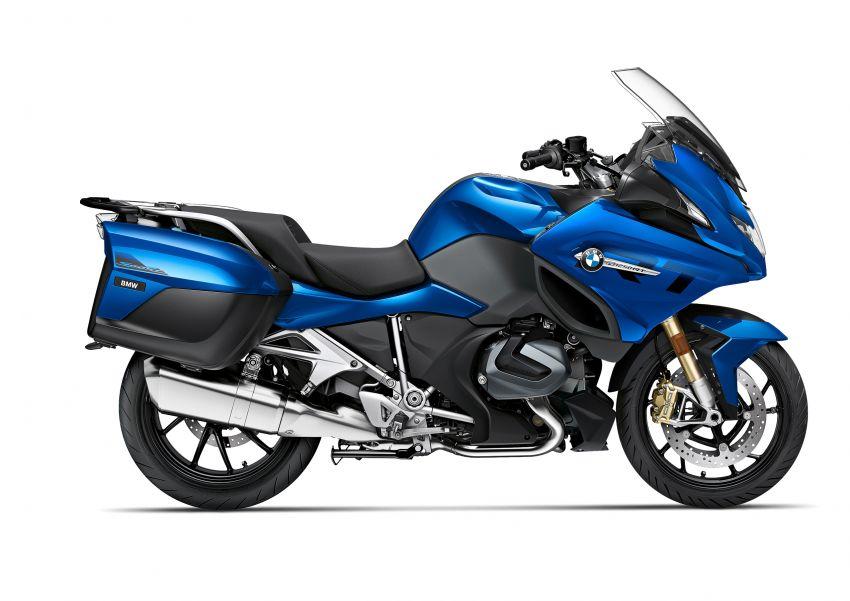 2021 BMW Motorrad R1250RT sports-tourer updated Image #1195140