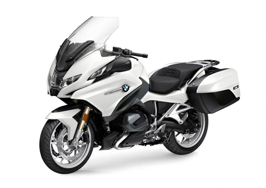 2021 BMW Motorrad R1250RT sports-tourer updated Image #1195141
