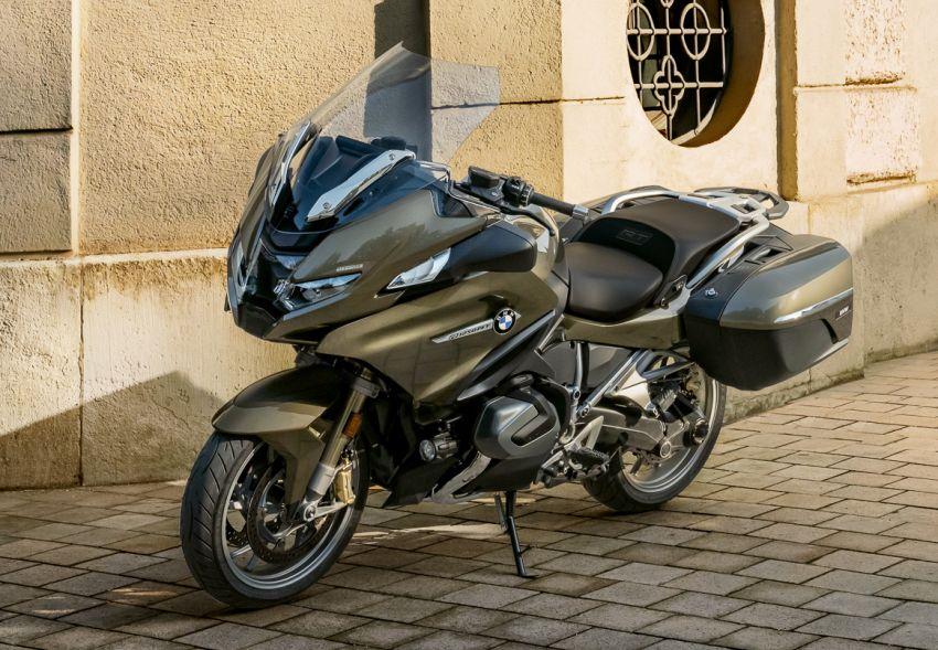 2021 BMW Motorrad R1250RT sports-tourer updated Image #1195145