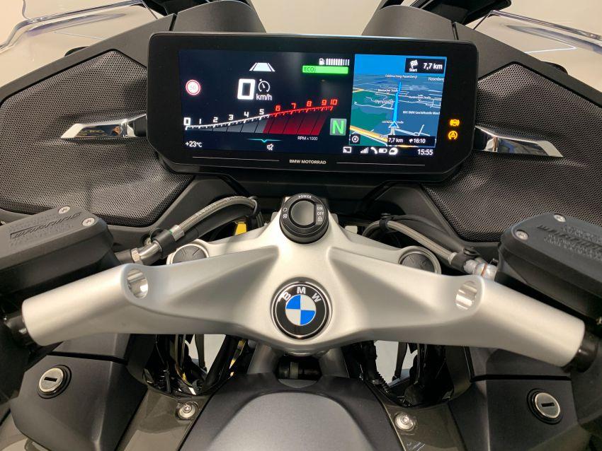 2021 BMW Motorrad R1250RT sports-tourer updated Image #1195153