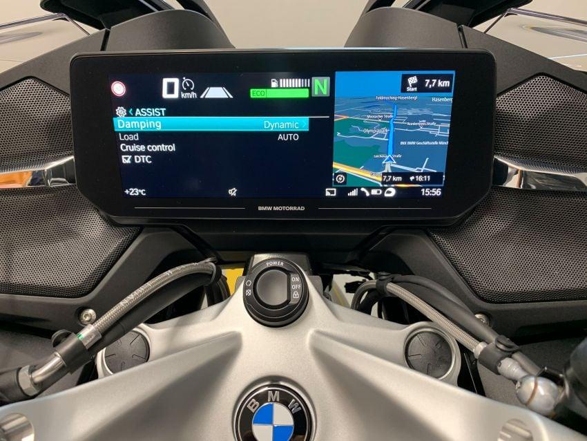 2021 BMW Motorrad R1250RT sports-tourer updated Image #1195156