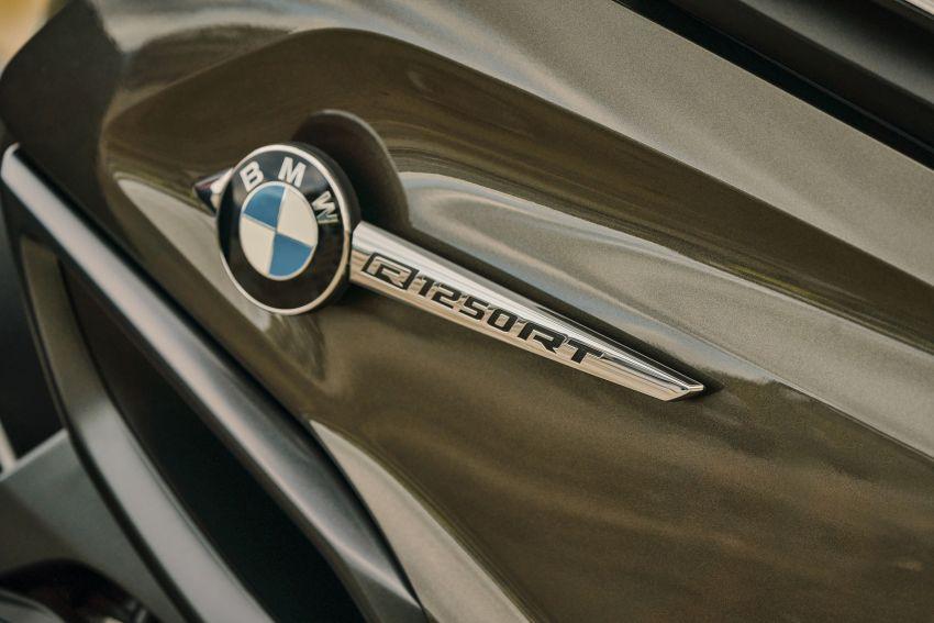 2021 BMW Motorrad R1250RT sports-tourer updated Image #1195161