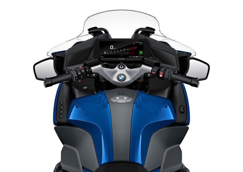 2021 BMW Motorrad R1250RT sports-tourer updated Image #1195131