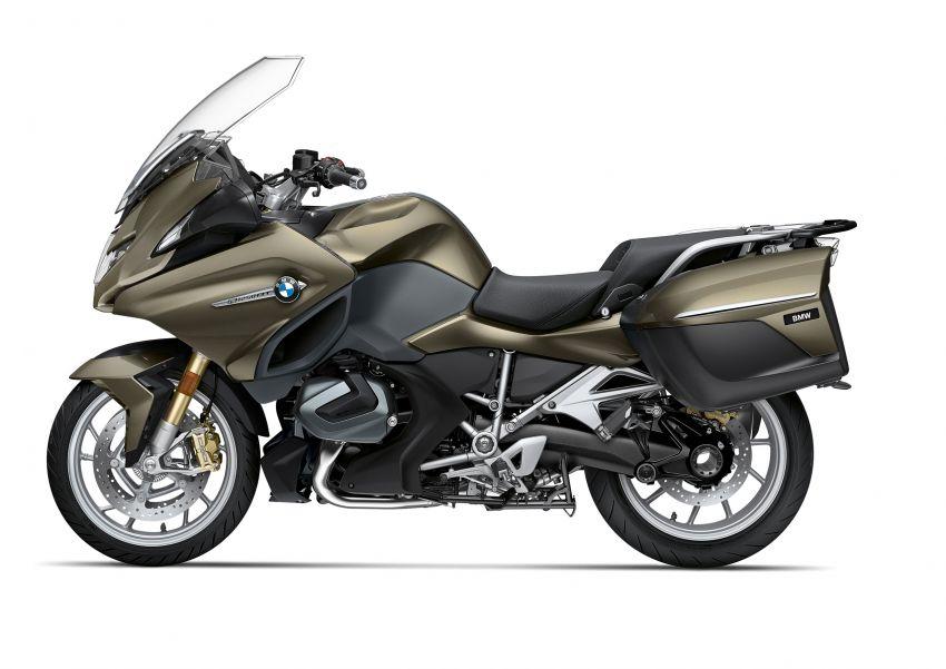 2021 BMW Motorrad R1250RT sports-tourer updated Image #1195134