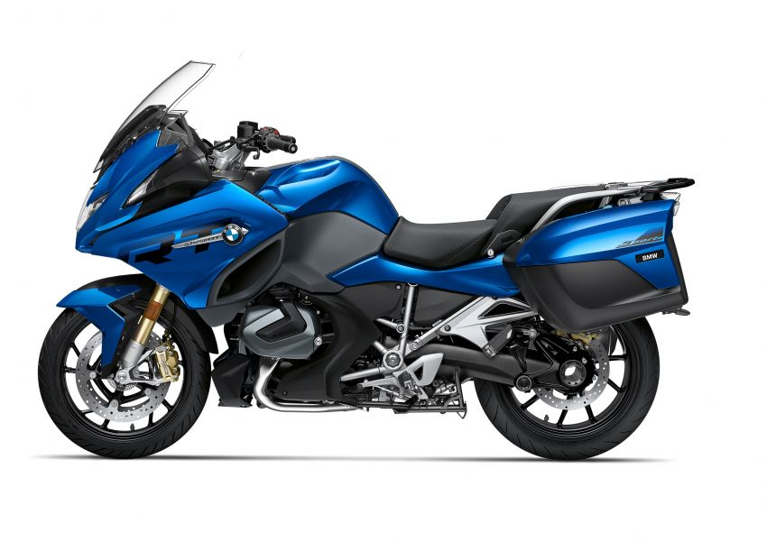 2021 BMW Motorrad R1250RT sports-tourer updated Image #1195136