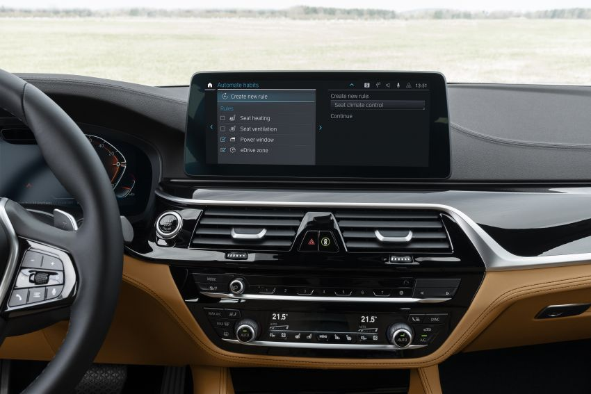 BMW Remote Software Upgrade for Operating System 7 – Android Auto, BMW Maps, eDrive Zones and more Image #1194621