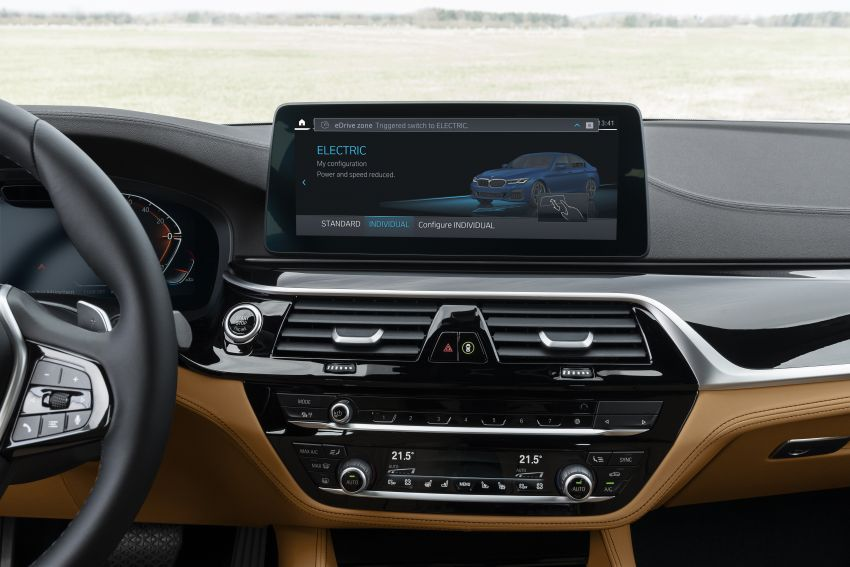 BMW Remote Software Upgrade for Operating System 7 – Android Auto, BMW Maps, eDrive Zones and more Image #1194623