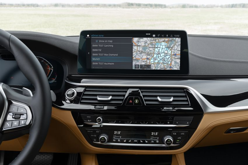 BMW Remote Software Upgrade for Operating System 7 – Android Auto, BMW Maps, eDrive Zones and more Image #1194624
