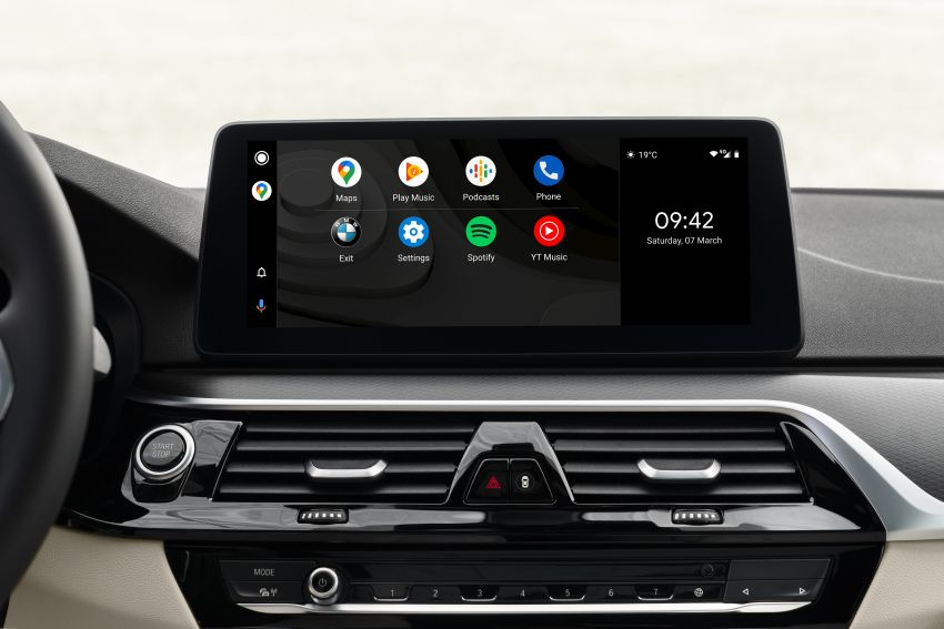 BMW Remote Software Upgrade for Operating System 7 – Android Auto, BMW Maps, eDrive Zones and more Image #1194613