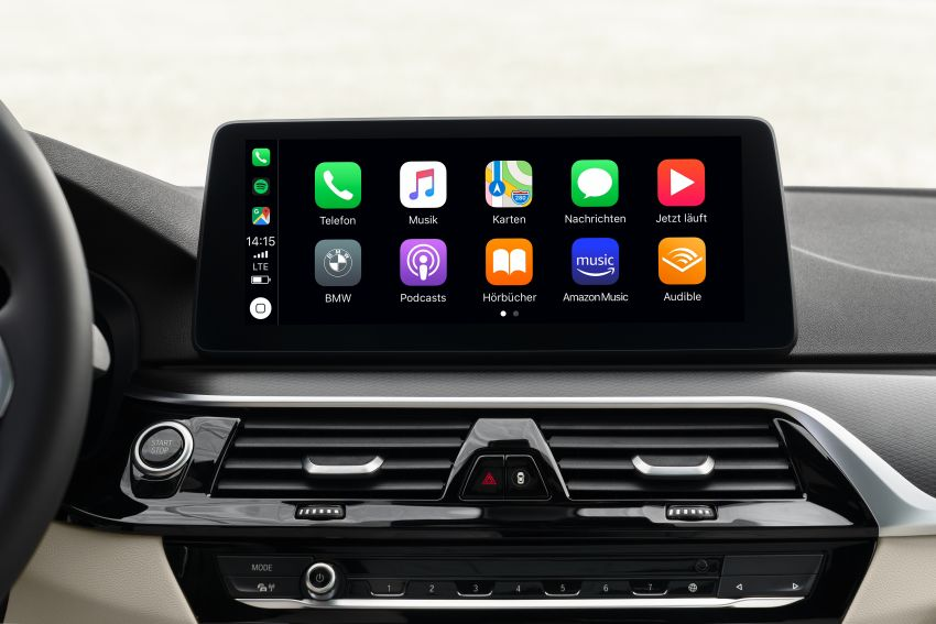 BMW Remote Software Upgrade for Operating System 7 – Android Auto, BMW Maps, eDrive Zones and more Image #1194614