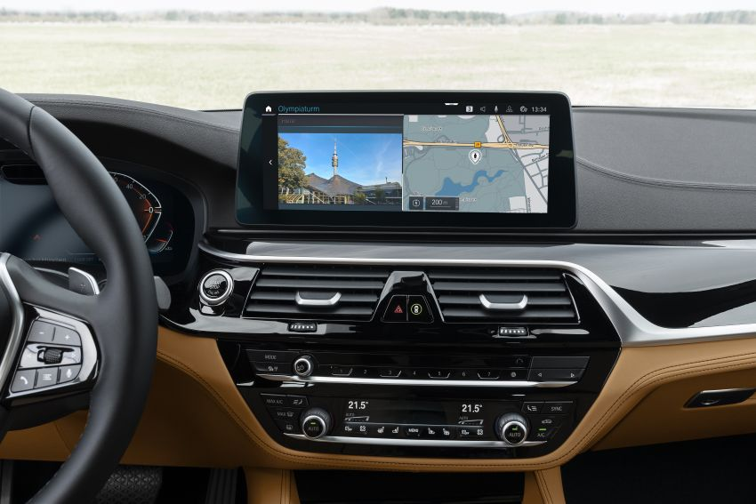 BMW Remote Software Upgrade for Operating System 7 – Android Auto, BMW Maps, eDrive Zones and more Image #1194617