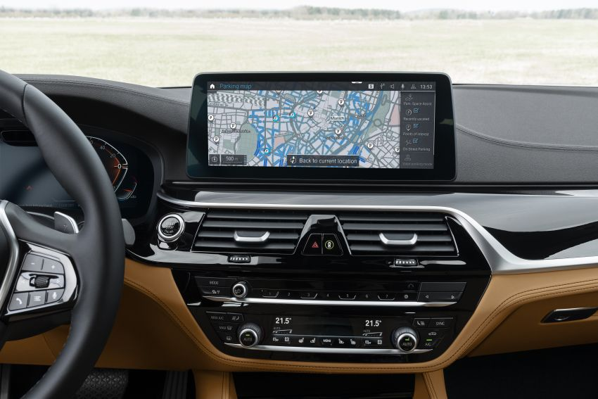 BMW Remote Software Upgrade for Operating System 7 – Android Auto, BMW Maps, eDrive Zones and more Image #1194618