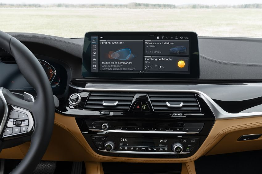 BMW Remote Software Upgrade for Operating System 7 – Android Auto, BMW Maps, eDrive Zones and more Image #1194620