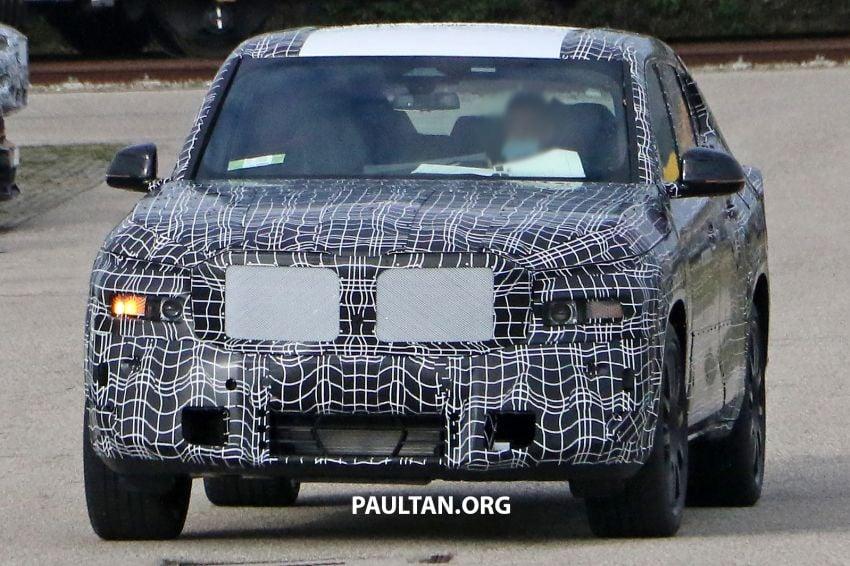 SPYSHOTS: BMW X8 – closer look at flagship SUV Image #1194103