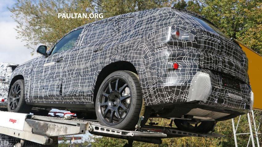 SPYSHOTS: BMW X8 – closer look at flagship SUV Image #1194120