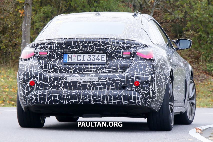 SPYSHOTS: BMW i4 M – high-performance EV spotted Image #1194738