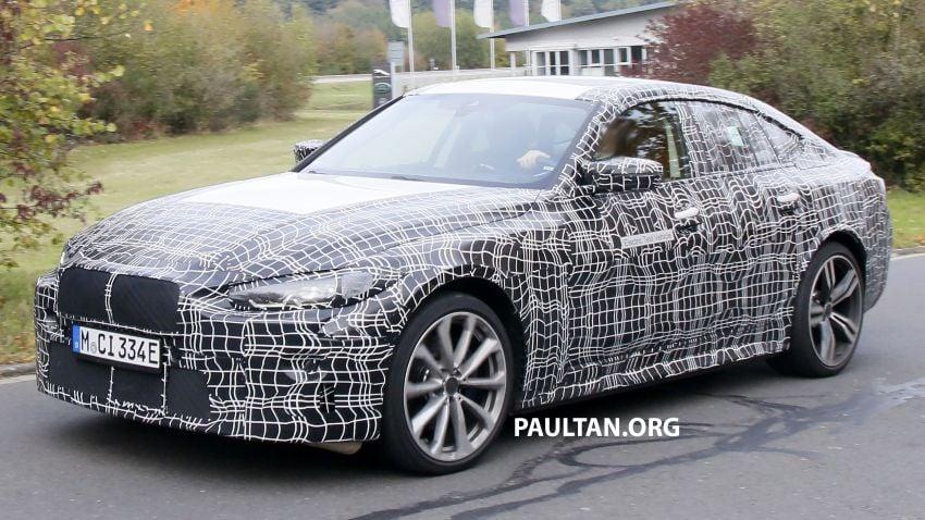 SPYSHOTS: BMW i4 M – high-performance EV spotted Image #1194731