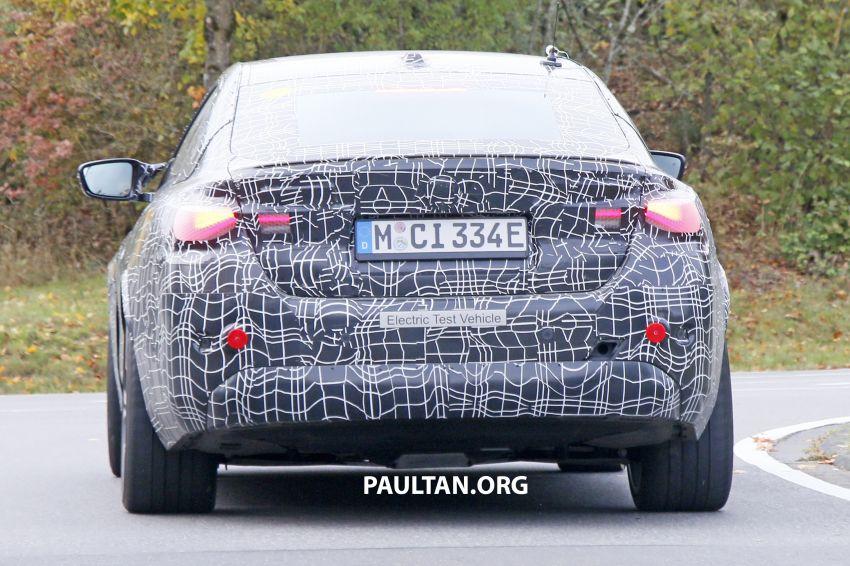 SPYSHOTS: BMW i4 M – high-performance EV spotted Image #1194735