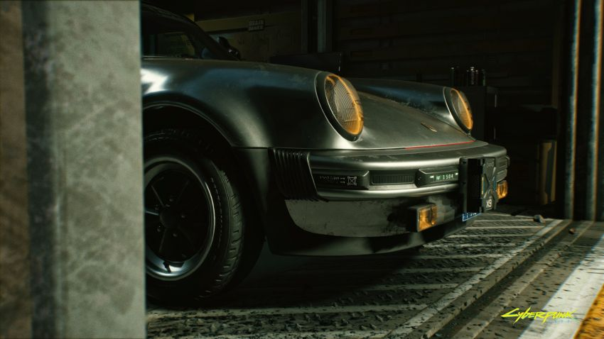 Porsche 930 Turbo and Arch Motorcycle Method 143 to feature in upcoming Cyberpunk 2077 video game Image #1194416
